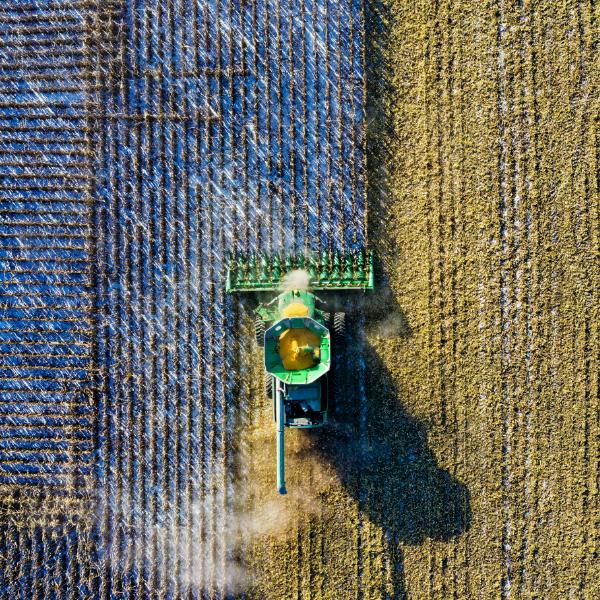 Žemės ūkio darbuotojas